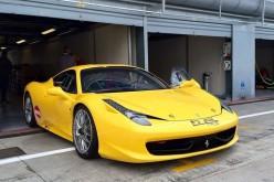 Sono Zanardini-Sauto e Romani-Deodati (Ferrari 458 Italia) i due equipaggi del Duell Racing