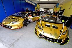 Raton Racing schiera due Lamborghini Huracan nella classe Super GT Cup del Campionato Italiano Gran Turismo