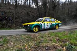 Doppia sfida al 31° Sanremo Rally Storico