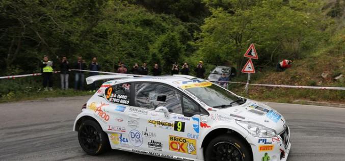 CST Sport con Riolo – Floris protagonista al 40° Rallye Elba