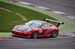 Simone Iaquinta nuovo pilota Porsche