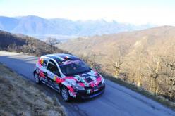Corinne Federighi al Rally Sanremo per la rincorsa al tricolore