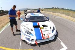 Omar Galbiati rientra nel tricolore GT