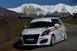Suzuki Rally Trophy, new entry al Rallye Sanremo