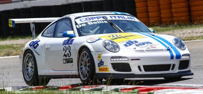 DB Motorsport al debutto stagionale in circuito