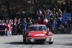 Da Zanche arpiona un podio di lusso al Rally di Sanremo