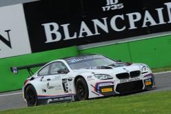 Esordio sfortunato per Giorgio Roda nel Blancpain Endurance Series