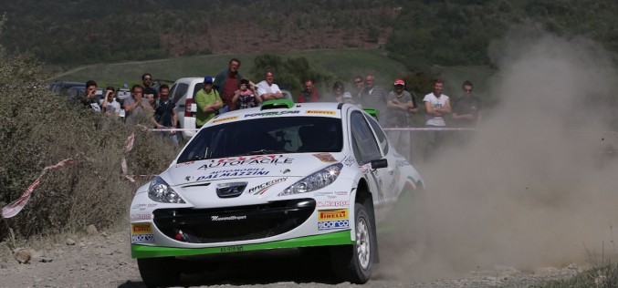 Partito alla grande il Trofeo Terra 2016. Grande attesa ora per il 23° Rally Adriatico