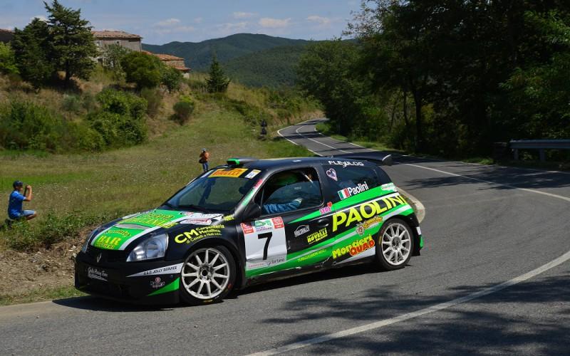 Francesco Paolini atteso protagonista al Rally delle Colline Metallifere