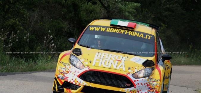 Magliona Motorsport con il tridente al Rally dei Nuraghi