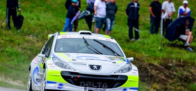 Paolo Oriella sarà al via del Campionato Italiano WRC affiancato come sempre da Sandra Tommasini