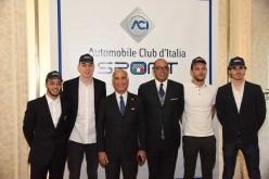 ACI Team Italia: presentato, alla presenza del Presidente Angelo Sticchi Damiani il programma 2016