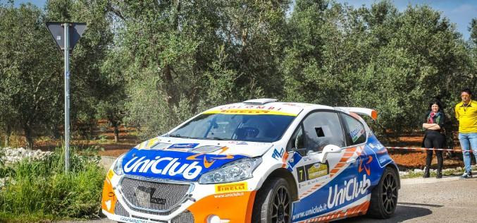 23° Rally Città di Casarano, domani il via. Prime sfide nella Super Speciale Pista Salentina
