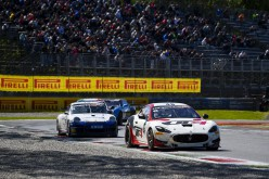 Doppietta per Maserati a Monza nel Competition102 GT4 European Series