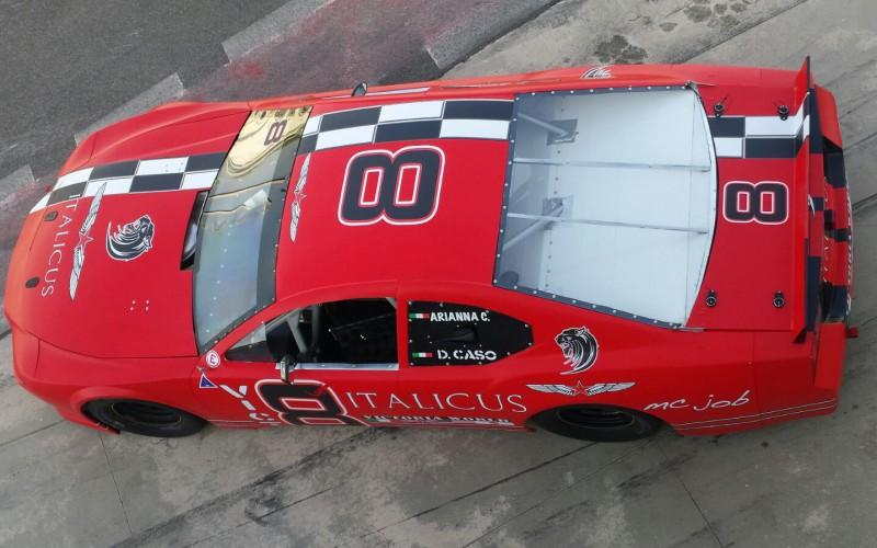 Vict Motorsport Fa Il Suo Debutto In NASCAR