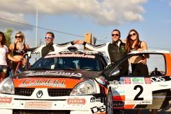 Emanuel Forieri inaugura il primo appuntamento stagionale al Rally delle Colline Metallifere