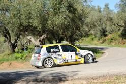 Emanuel Forieri al Rally delle Colline Metallifere: ancora top-ten per il pilota follonichese