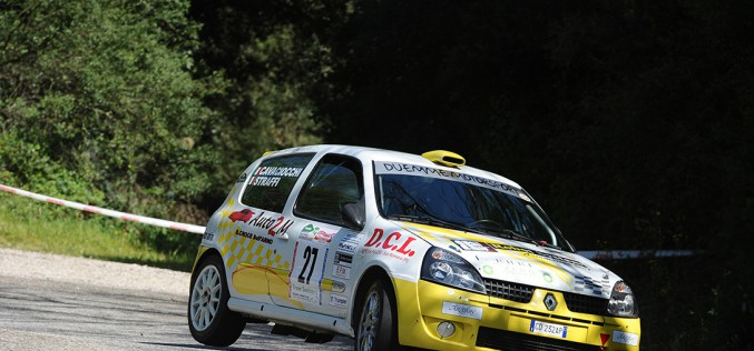 Rovatti supera Straffi e guida la Rally Piston Cup