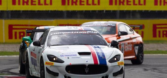 Grande start per Villorba Corse con Maserati a Monza