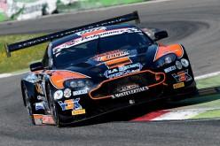 Promettente debutto per l'Aston Martin della Solaris Motorsport nel Campionato Italiano GT a Monza
