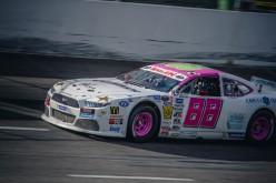 Simone Monforte veloce ma sfortunato nella seconda tappa della NASCAR Whelen Euro Series sull'ovale di Venray