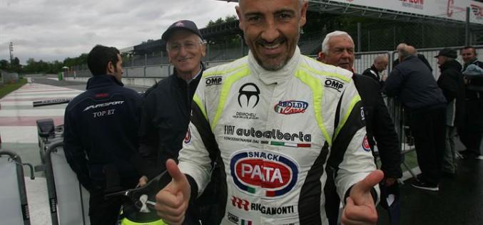 A Monza Davide Uboldi chiude il secondo round di Campionato Italiano Sport Prototipi con la quarta vittoria di fila