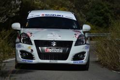 Suzuki Rally Trophy tra il mito della Targa Florio e le sfide dei trofeisti