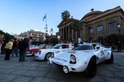 100ª Targa Florio Historic Rally, terzo round del CIR Auto Storiche