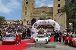 Erik Comas e Yannick Roche dominano la 100ª Targa Florio Historic Rally