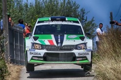 La Targa Florio si conclude con un podio per la Skoda Fabia R5 di Scandola-D'Amore