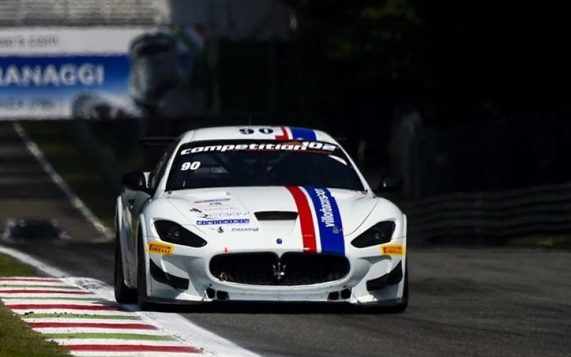 Villorba Corse alla sfida di Pau nell'Europeo GT4