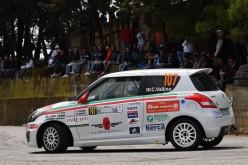 Claudio Vallino. Re Suzuki della 100ª Targa Florio