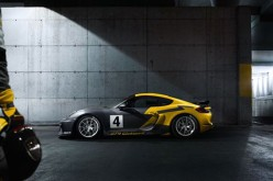 Ebimotors schiera due Cayman Clubsport GT4 nel trofeo che si corre nell'ambito del Campionato Italiano Gran Turismo