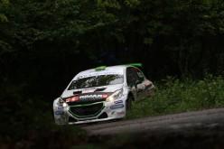 Michelin Rally Cup: Luca Pedersoli profeta in patria al Rally Mille Miglia
