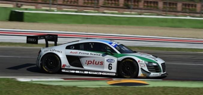 Audi Sport Italia raddoppia e schiera una R8 LMS ultra nella classe GT3 del Campionato Italiano Gran Turismo
