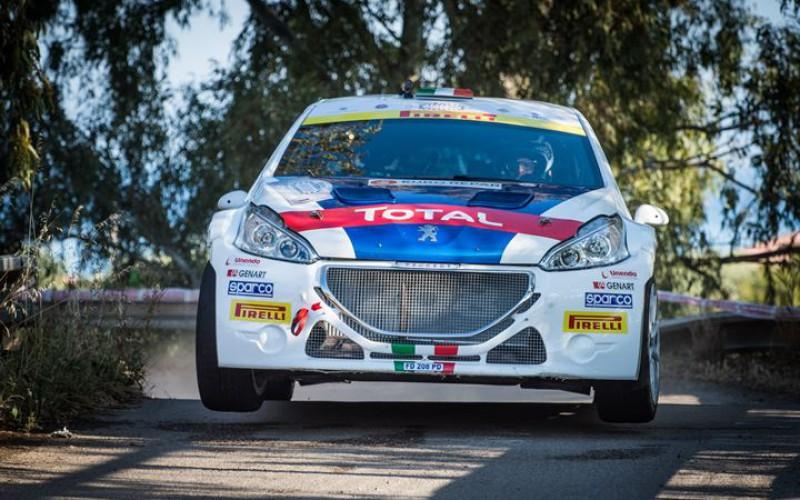 Rally Adriatico: Debutto sulla terra per Peugeot