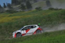 Mauro Trentin in cerca di riscatto al Rally Adriatico