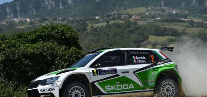 Škoda e Scandola a caccia del podio al 23° Rally dell'Adriatico