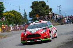 Per BRC un bel successo al Rally Targa Florio Dopo la vittoria in gara 1 un inatteso ritiro