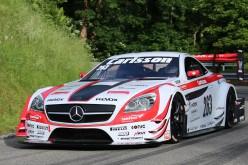 A Verzegnis debutta la Mercedes di Meisel