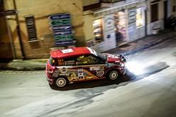 Stefano Martinelli in cerca di riscatto al 23° Rally Adriatico