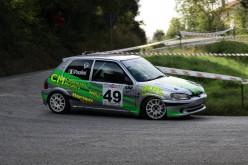 Francesco Paolini costretto al ritiro dal primo appuntamento di International Rally Cup
