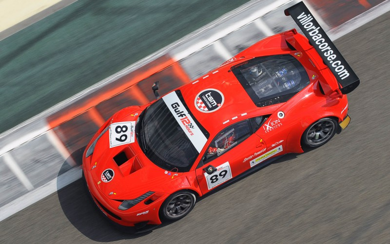 Villorba Corse nella Michelin GT3 Le Mans Cup su Ferrari