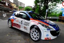 Gabriele Tognozzi ci riprova al Rally Valdinievole