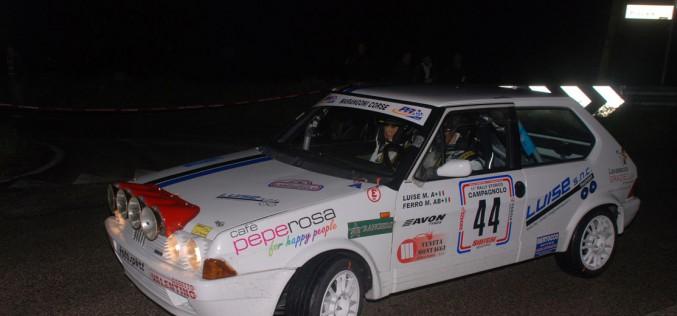 Matteo Luise e Rorally, assieme come nel 1995