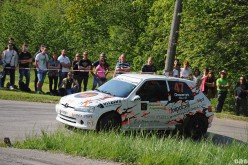 D'Agostini incanta alla seconda al Rally del Bellunese