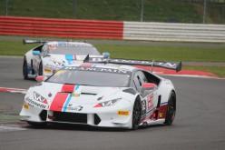 Lorenzo Veglia sfortunato a Silverstone