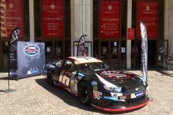 Alex Caffi toglie i veli all'Alex Caffi Motorsports ed entra in EuroNASCAR