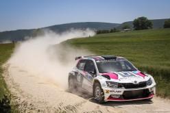 Un Rally Adriatico esaltante ma sfortunato per Motorsport Italia con il pilota Alfredo de Dominicis