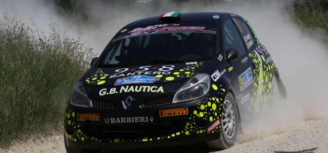 Bis di vittorie per Corinne Federighi al Rally Adriatico